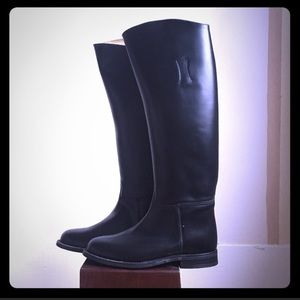 Shoes - Tall Riding Boots Like New Equestrian Real Leather